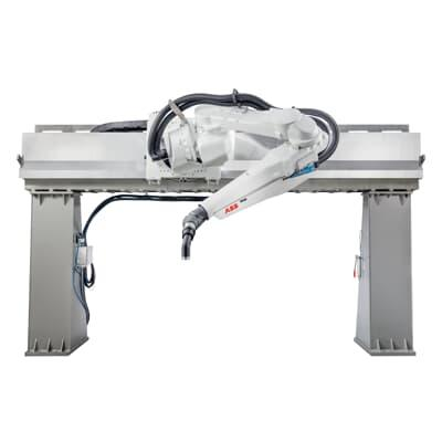 巩义--ABB喷涂机器人